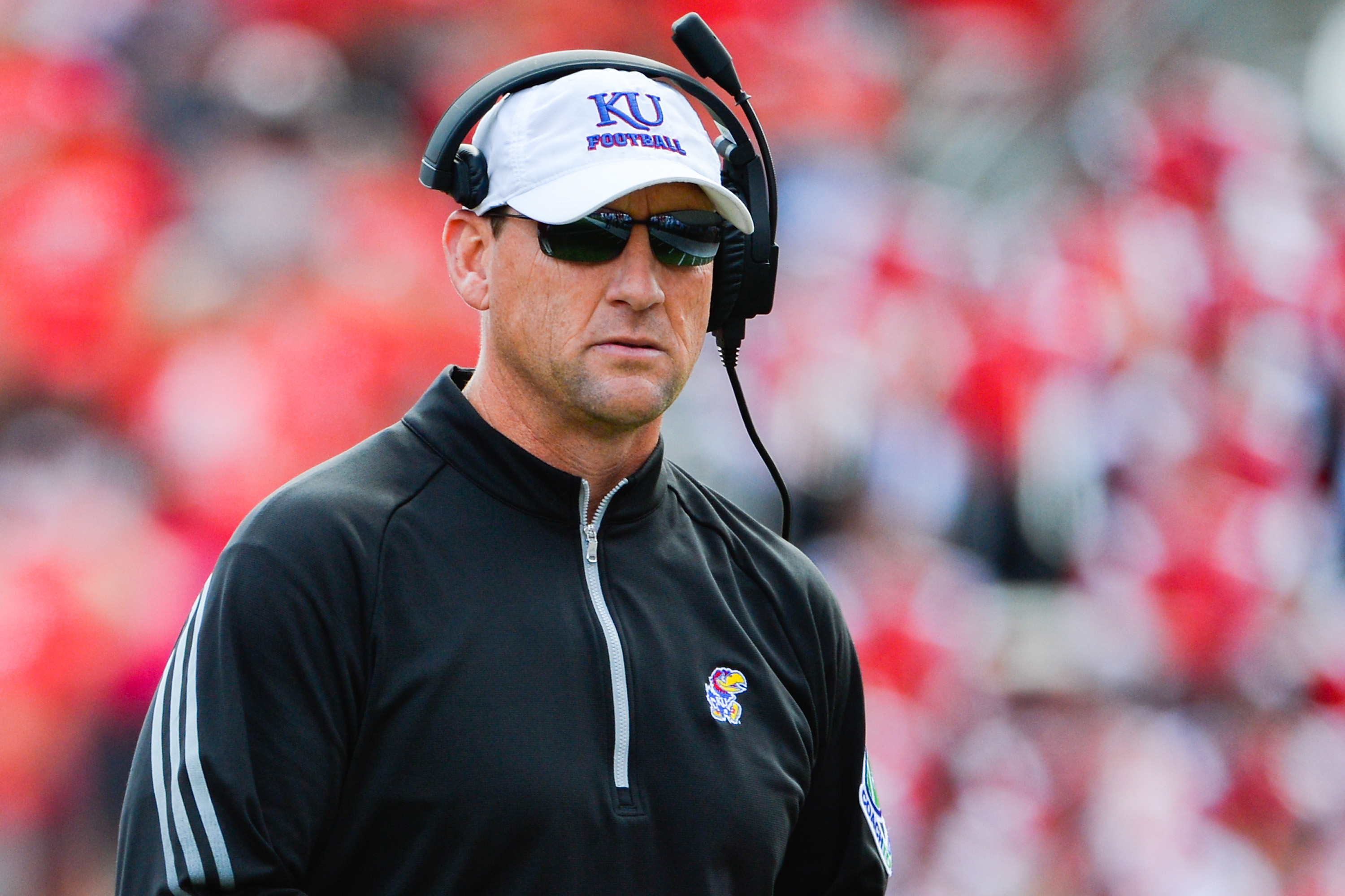 Kansas football: Just pay David Beaty what he's owed and move on